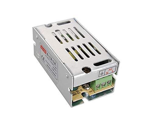 Alimentatore 1 amp stabilizzato switching 1a 12v trasformatore alimentazione 220