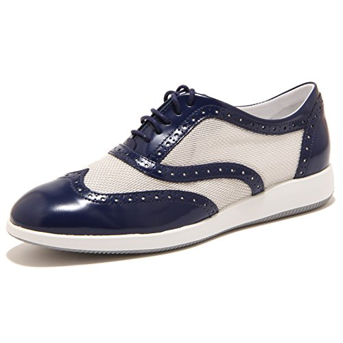 Hogan 89811 Francesina H209 Dress XL bucature Scarpa Donna Shoes Women [35]