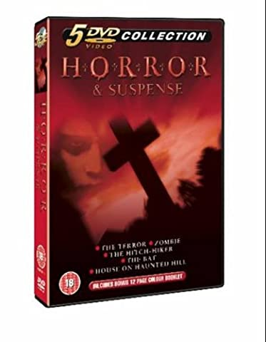 Horror & Suspense Box Set [House On Haunted Hill, The Hitchhiker, The Bat, Zombie and The Terror]