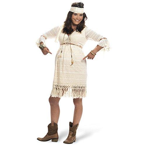 Limit Sport - Disfraz de hippy para premamá (MA633)