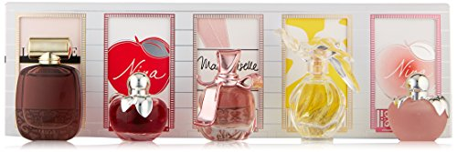 Nina Ricci Collection 5 Piece Gift Set for Women, 1.3 Ounce