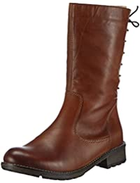 Remonte Dorndorf R3353 - Botas de cuero para mujer, color marrón (muskat/muskat / 24)