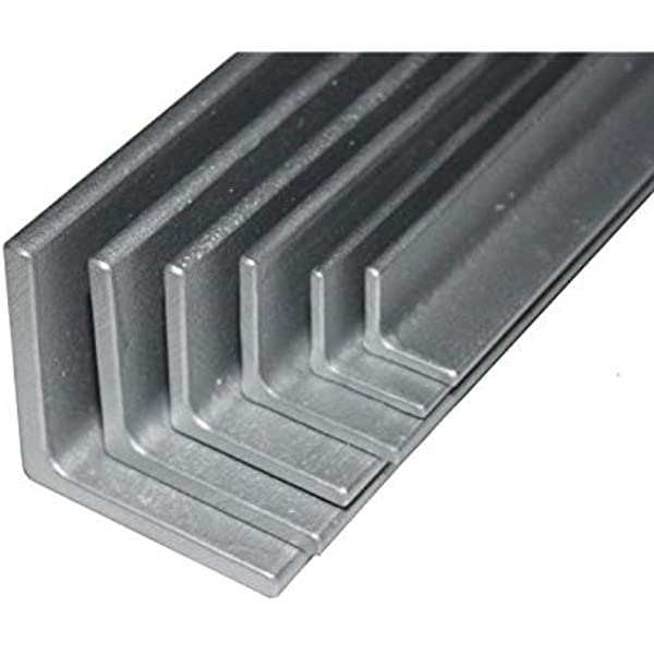 60x30x6-500 mm Winkelstahl Winkeleisen Winkelprofil Winkel 50x30x5-200x100x10mm S235JR EN 10056 L = 500-2000mm