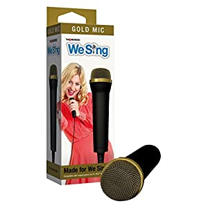 We Sing Mikrofon gold (1er Pack)