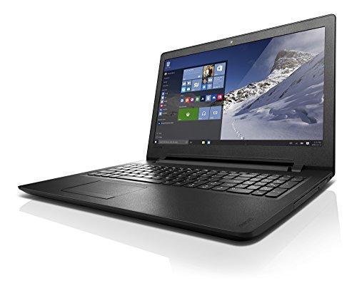 Lenovo ideapad 110 3962cm 156 Zoll entire HD Notebook Intel root i3 6006U 8GB RAM 1TB HDD DVD Brenner Intel HD Grafik 520 Windows 10 dwelling schwarz Notebooks