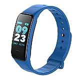 C1s Farbe Smart Armband, Herzfrequenz, Blutdruck, Bluetooth Schrittzähler, Sport Armband