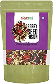 Nutriplato-enriching lives Seeds Blend with Berries Blend, 200 g