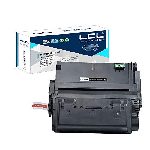 Lcl cartucce di toner compatibile 42a 42x q5942a q5942x q1339a q5945a 20000pagine (1 nero) sostituzione per hp laserjet 4200/4300/4250/4350/4345 series