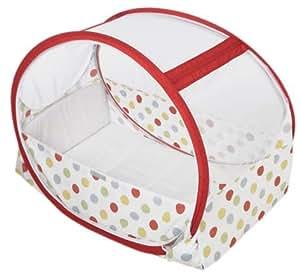 koo di bubble travel cot spotty prima infanzia. Black Bedroom Furniture Sets. Home Design Ideas