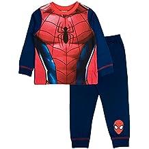 Niños Fancy Dress Up Play Disfraces/Pijamas Ropa de Dormir Pjs Set Buzz Lightyear de PJ parte tamaño UK 2–3años