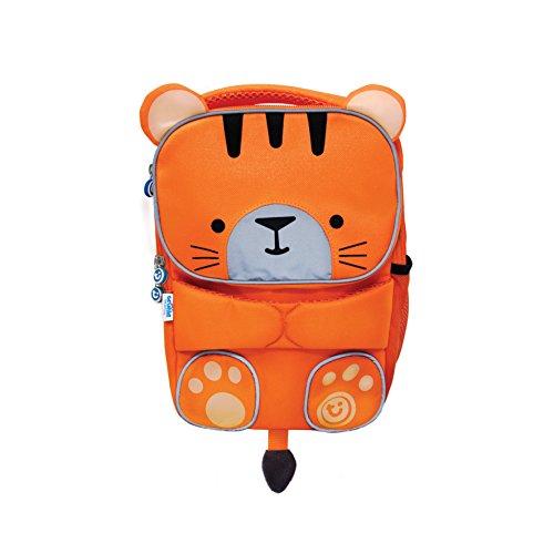 Trunki Kleinkindrucksack & Kindergartentasche - gut sichtbar - Tipu (orange)