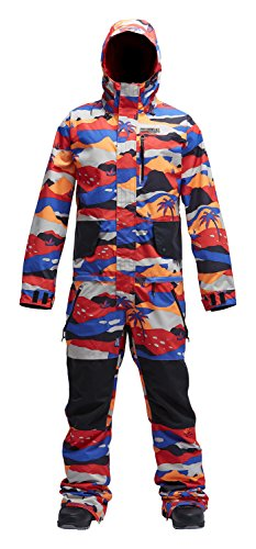 Airblaster Freedom Suit Ski- & Snowboardanzug surfs up