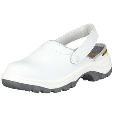 Safety Jogger X0700, Unisex - Erwachsene Clogs & Pantoletten, weiss, (white WHT), EU 37