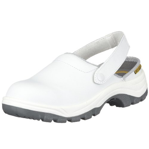 Safety Jogger X0700, Unisex - Erwachsene Clogs & Pantoletten, weiss, (white WHT), EU 46