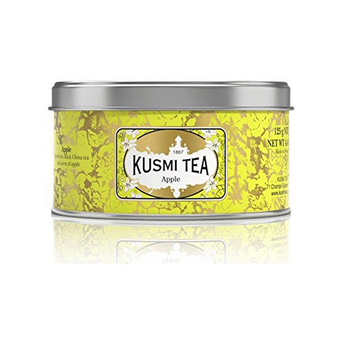 Kusmi Tea Paris - APPLE (Tè Nero e Mela) - 125gr