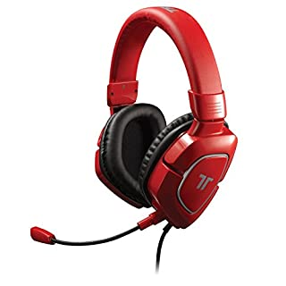 Tritton AX180 Stereo Gaming Headset - Red (Xbox 360/PS3/Nintendo Wii U/Mac/PC DVD)