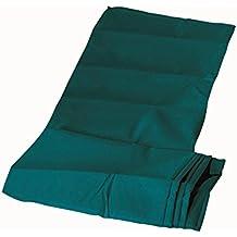 Leifheit 85632 - Funda protectora para tendederos linomatic  de tela, 1.2x12x14 cm, color verde