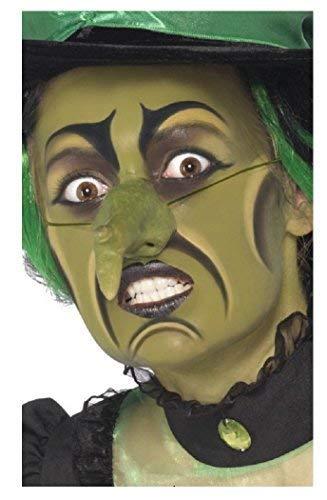 Halloween Hexe Böse Hexe Spezialeffekte Fx Make-Up Gesichtsbemalung Kostüm ()