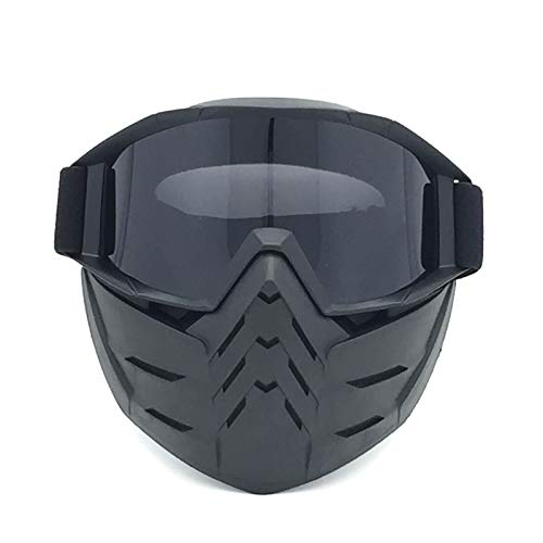 Daesar Gafas Trabajo Antivaho Gafas Moto Gafas Protectoras