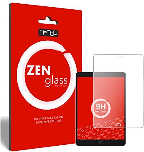 ZenGlass Flexible Glas-Folie für Asus ZenPad 3S 10 LTE (2017 / Z500KL) Panzerfolie I Bildschirm-Schutzfolie 9H