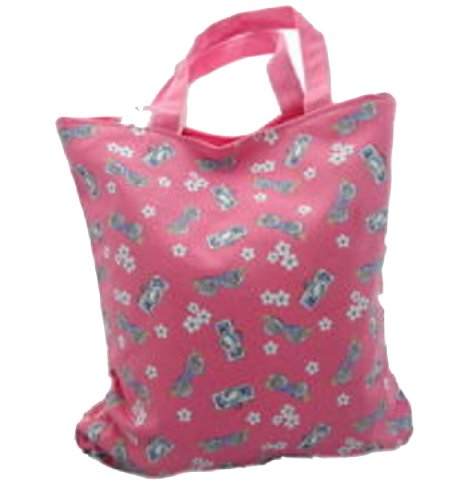 Trademark Collections Sonnenbrillen & Kameras Mädchen Small Pink Tote / Shopper Bag -