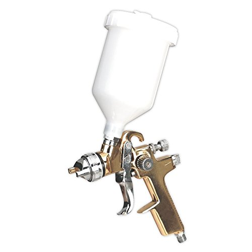 Sealey S701G - Pistola de spray alimentada por gravedad (1,4 mm)