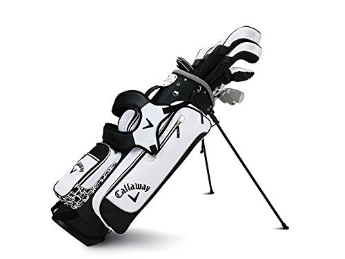 Callaway Women s 2016 Solaire Sport Complete Golf Set with Bag (13-Piece,  Right 2958a137bdd4