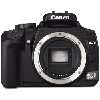 Canon eos 400d digital slr camera body only