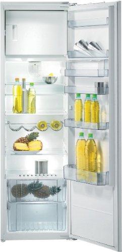 Gorenje RBI 5182 BW Einbau-Kühlschrank mit Gefrierfach / A++ / Höhe: 177,5 cm / Kühlteil: 253 L / Gefrierteil: 39 L / weiß / Umluft-Kühlsystem mit QuickCooling / CrispZone