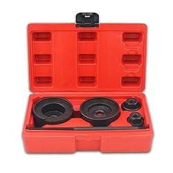 Hengda® Hinterachse Werkzeug Presswerkzeug Einpresswerkzeug Hinterachslager Buchse VW Golf 4 Bora Audi A3 VAG
