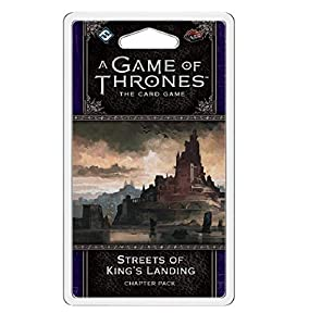 Fantasy Flight Games FFGGT33 Streets of King