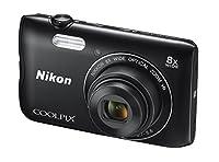 Nikon Coolpix A300 - Cámara Digital compacta de 20.1 MP (Pantalla LCD de...