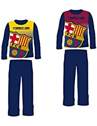 Pijama FC Barcelona micropolar surtido