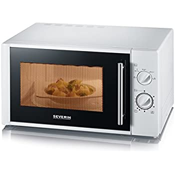 Severin MW 7873 Forno Microonde, 28 lt, Bianco