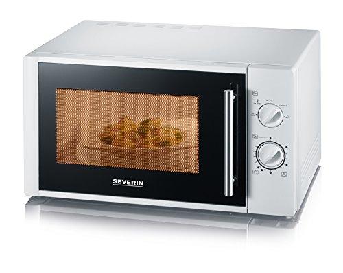 Severin M W7873 Micro onde 900 W 30 L Blanc