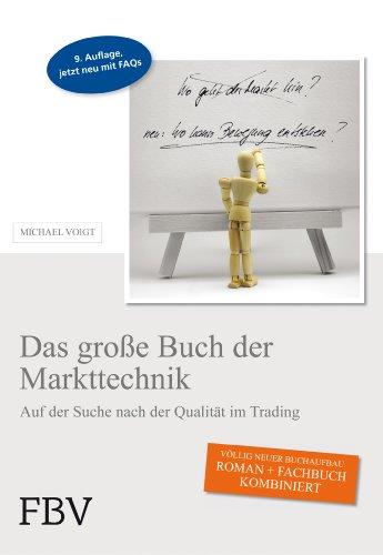 FinanzBuch Verlag Das große Buch der Markttechnik: Auf der Suche nach der Qualität im Trading