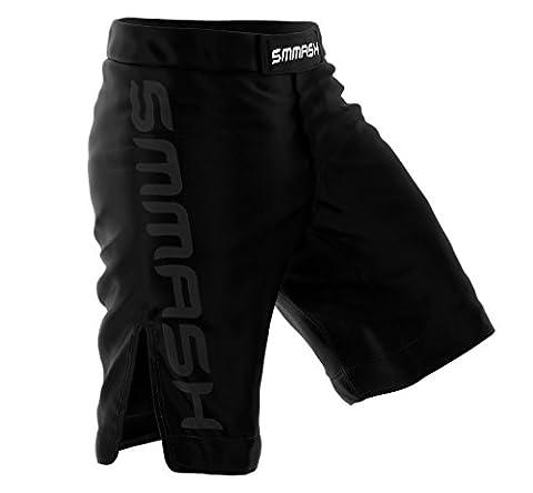 SMMASH MMA MMA short SHADOW 2.0 S M L XL XXL MMA BJJ UFC Boxe K1 (S)