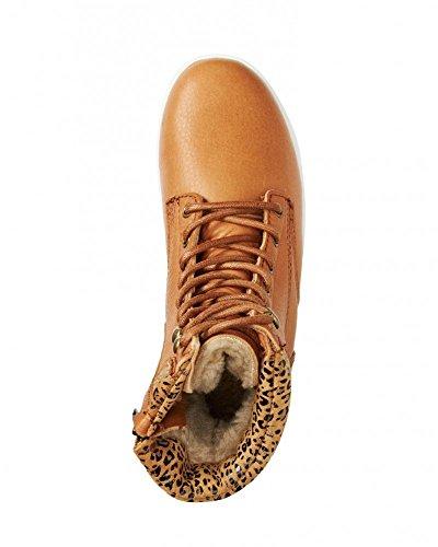 Boots Rugged Gear Marron