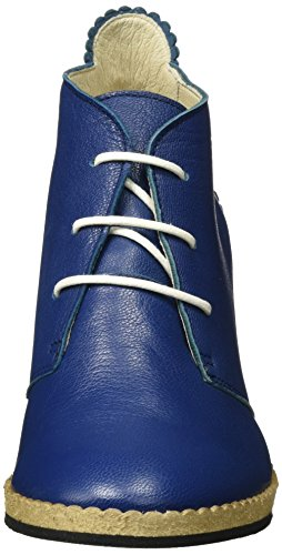 FLY London Chao006, Escarpins Femme Bleu (Blue 001)