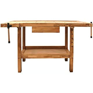 DJM Direct DJM Wooden Work Bench 01421