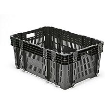 plstico caja fev caja de verduras fruta apilables caja multiusos caja respetuoso con el medio