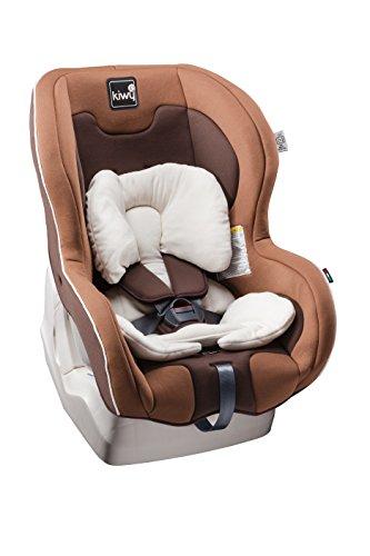 Kiwy 13001KW02B Rear Boarder Kinderautositz S01 Universal, Gruppe 0+/1, Rear-Face 0-13 kg, Front-Face 14-18 kg, ECE R44/044