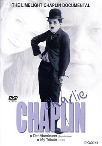 Charlie Chaplin Vol. 8 - Der Abenteuerer / My Tribute Teil II - Charlie Chaplin-film Poster