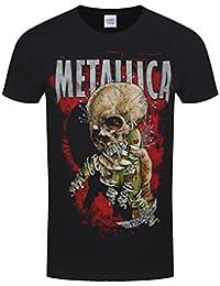 Metallica Fixxer Camiseta Negro