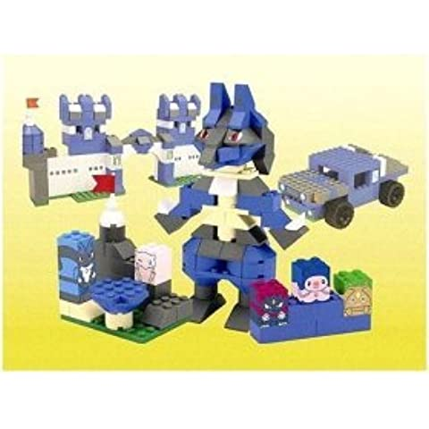 Pokemon Mega Blok – Set – rukario