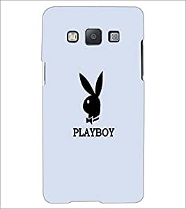 PrintDhaba Playboy D-5601 Back Case Cover for SAMSUNG GALAXY A5 (Multi-Coloured)