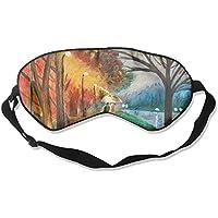 Walking On The Road Sleep Eyes Masks - Comfortable Sleeping Mask Eye Cover For Travelling Night Noon Nap Mediation... preisvergleich bei billige-tabletten.eu