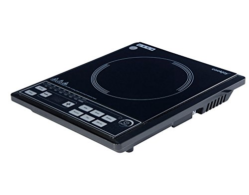 Usha ABS Plastic Cookjoy C2102P Induction Cooker (Black)