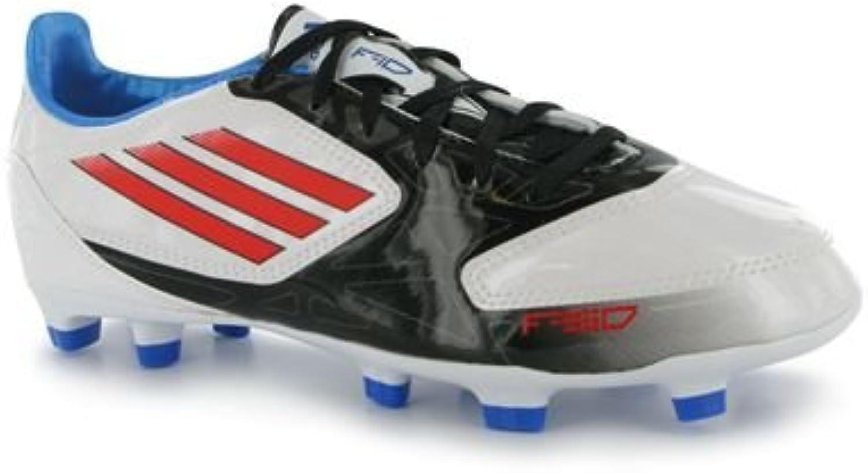 adidas F10 TRX FG junior weissS V24797 Grösse: 33