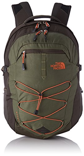 The North Face Borealis Multifunktionsrucksäcke, New Taupe Green/Four Leaf Clover, 33 x 35 x 15 cm, 28 L (Queens Leaf Green)